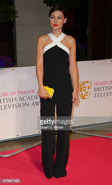 Emma Willis attends the After Party dinner for the House of Fraser British Academy Television Awards at The Grosvenor House Hotel on May 10 2015 in...