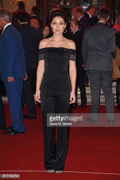 Emma Willis attends the ITV Gala held at the London Palladium on November 9 2017 in London England