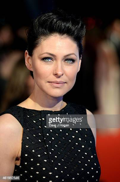 Emma Willis attends the National Television Awards at 02 Arena on January 21 2015 in London England