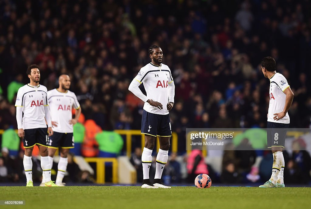 Tottenham Hotspur v Leicester City - FA Cup Fourth Round : News Photo