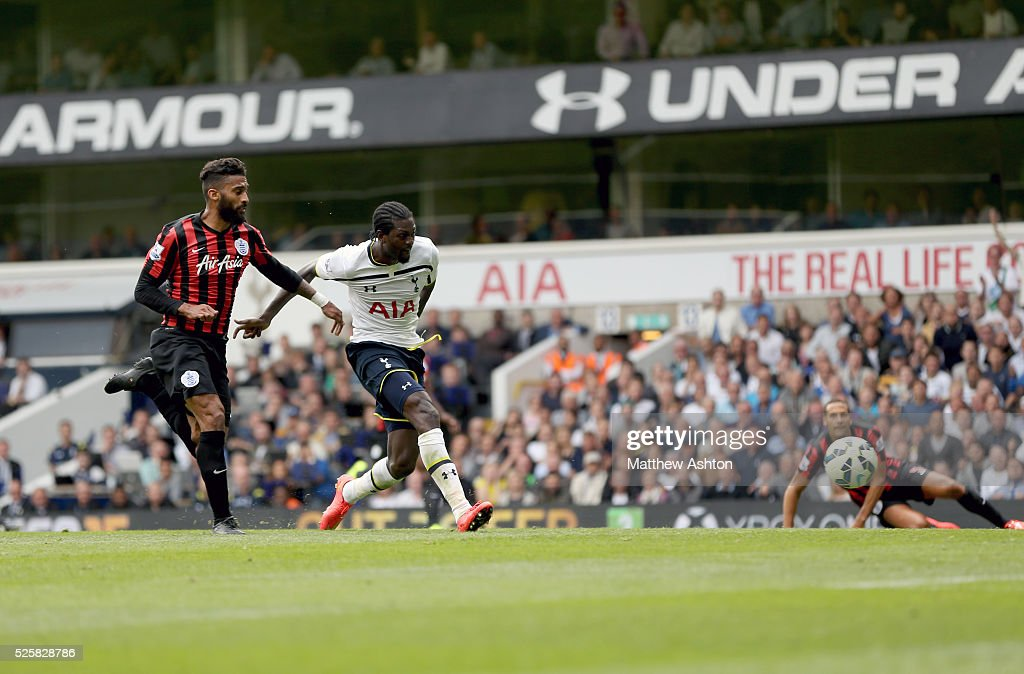 Soccer : Barclays Premier League - Tottenham Hotspur v Queens Park Rangers : News Photo
