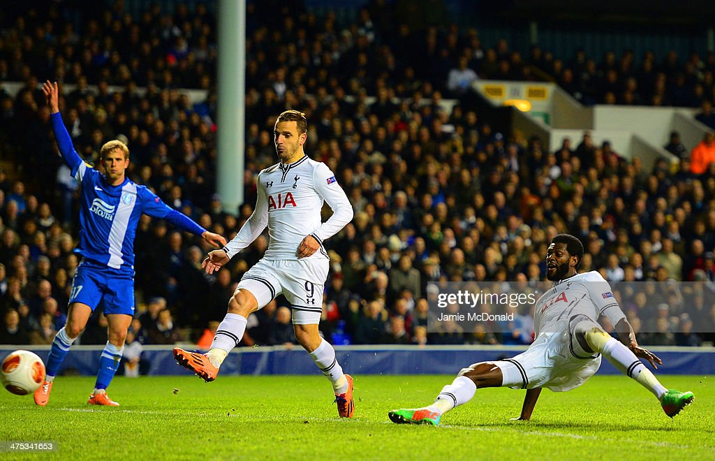 Tottenham Hotspur FC v FC Dnipro Dnipropetrovsk - UEFA Europa League Round of 32
