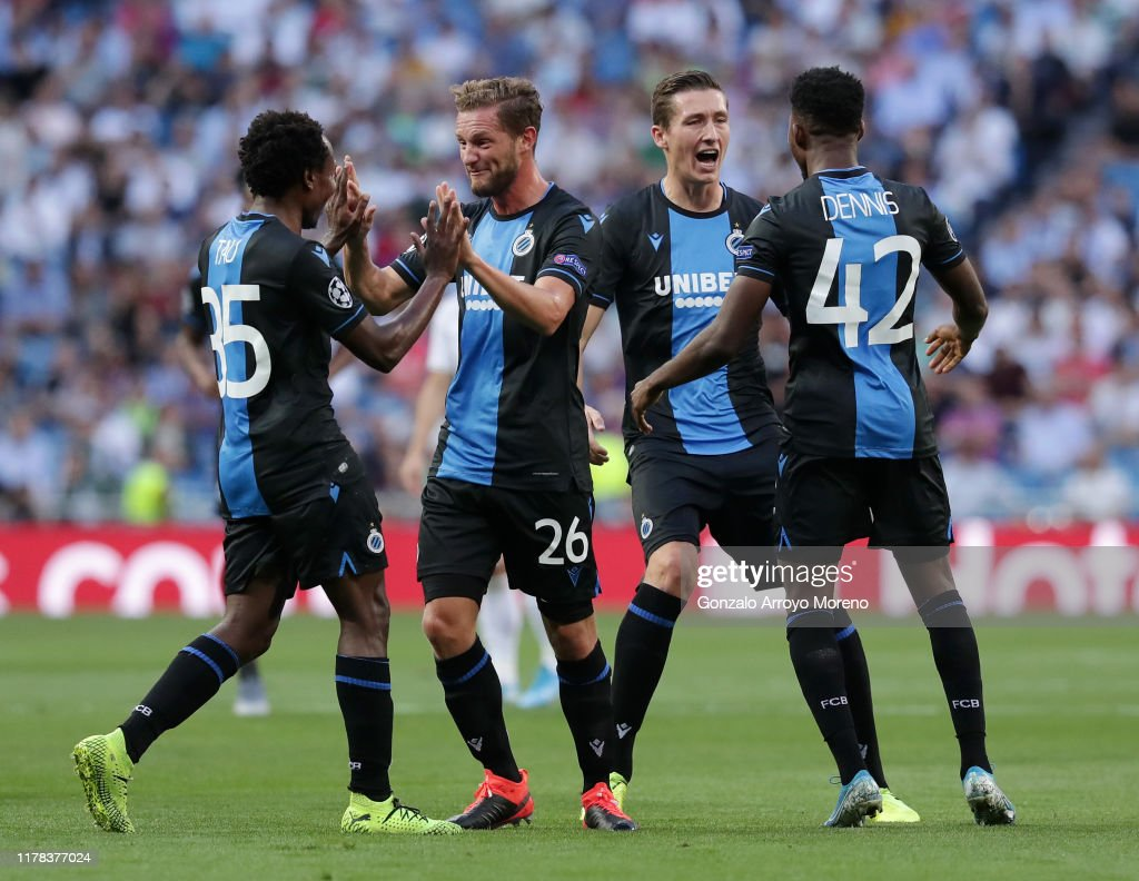 Club Brugge K V Photos And Premium High Res Pictures Getty Images