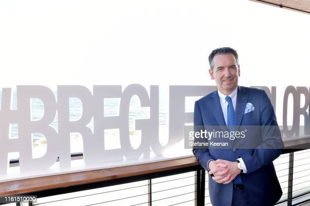 Emmanuel Breguet attends Breguet Marine Collection Launch at Little Beach House Malibu on July 11 2019 in Malibu California