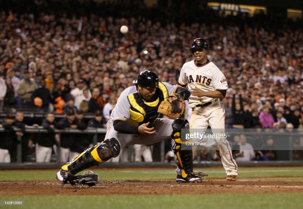 Pittsburgh Pirates v San Francisco Giants