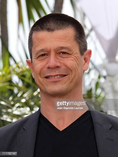 Emmanuel Carrere attends the Jury Photocall at the Palais des Festivals during the 63rd Annual Cannes International Film Festival on May 12, 2010 in...