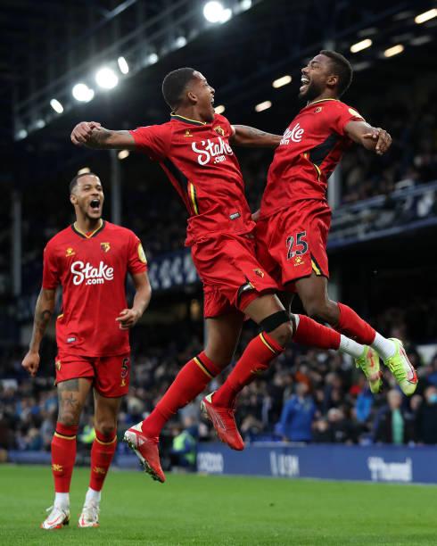 GBR: Everton v Watford - Premier League