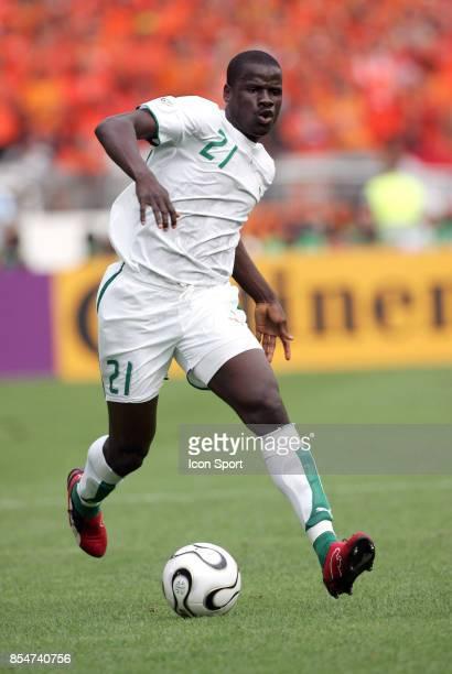 Emmanuel EBOUE Pays Bas / Cote d'Ivoire Coupe du Monde 2006