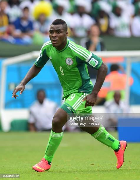 Emmanuel Emenike Nigeria