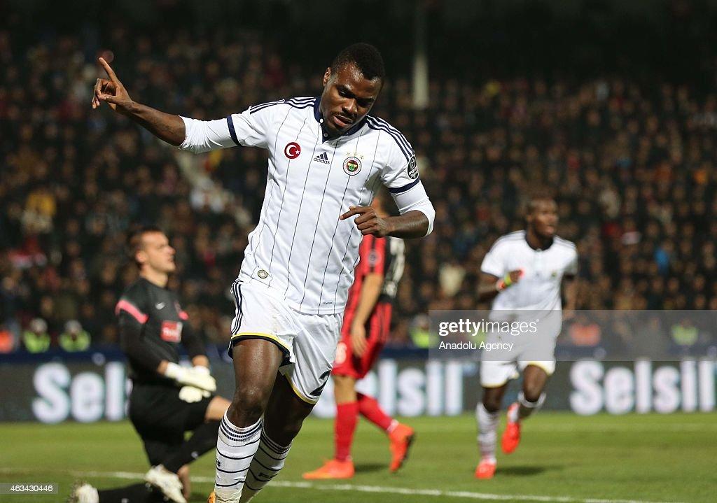 Gaziantepspor v Fenerbahce - Turkish Spor Toto Super League : News Photo