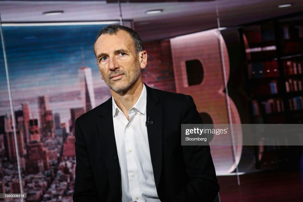 Danone SA Chief Executive Officer Emmanuel Faber Interview
