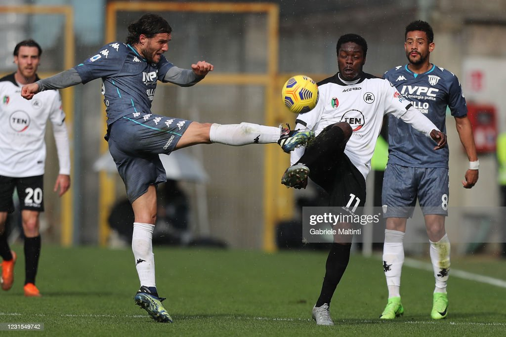 Spezia Calcio  v Benevento Calcio - Serie A : ニュース写真