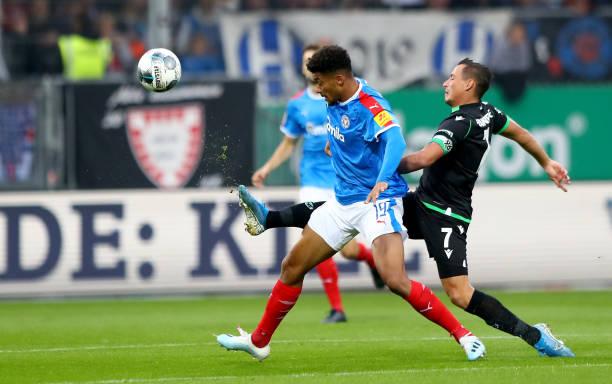 DEU: Holstein Kiel v Hannover 96 - Second Bundesliga