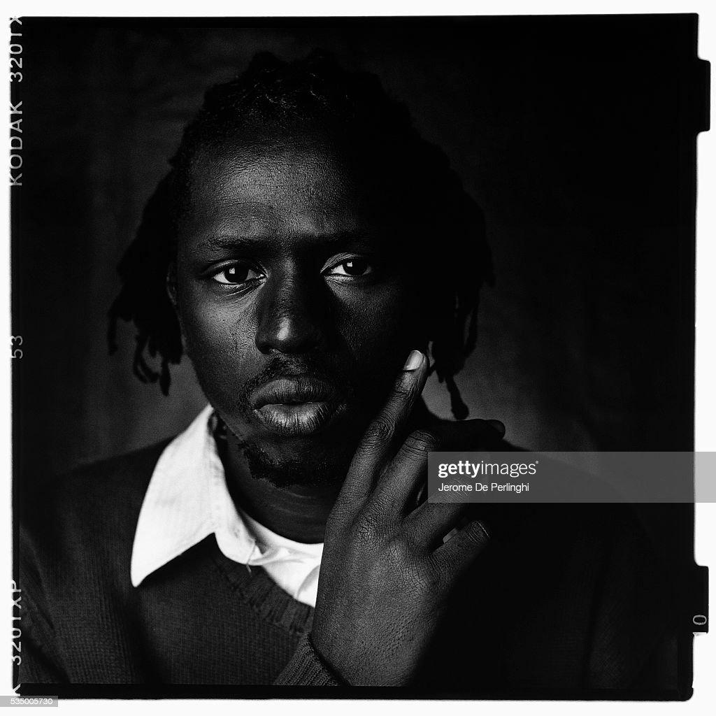 Emmanuel Jal : News Photo