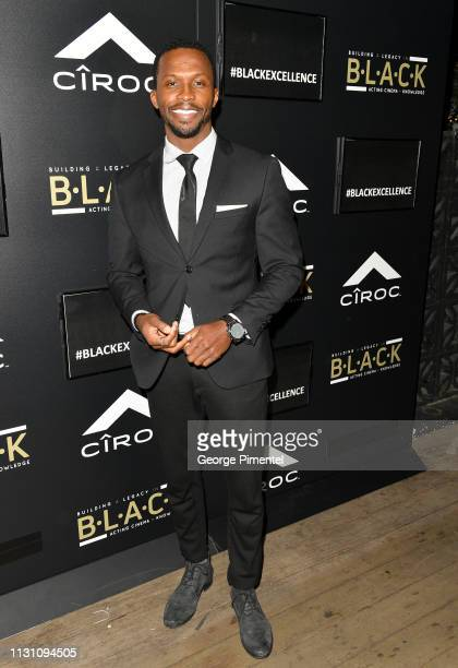 Emmanuel Kabongo attends The Annual Black Ball powered by Cîroc Black Raspberry and Don Julio on February 20 2019 in Los Angeles California