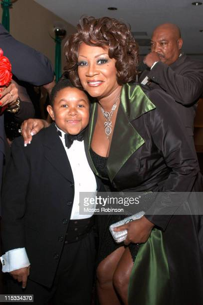 "Emmanuel Lewis and Patti LaBelle during UNCF 21st Annual Mayor's Masked Ball ""An Evening Of Holiday Magic"" at Atlanta Marriott Marquis in Atlanta,..."