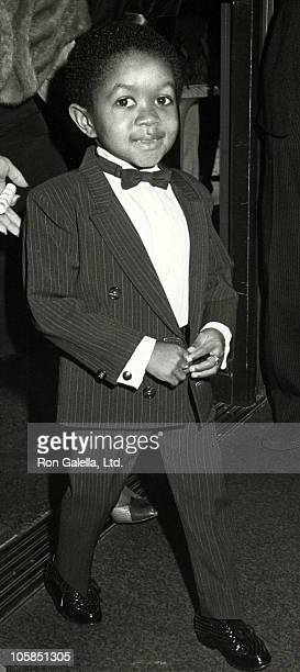 Emmanuel Lewis during 1984 Golden Apple Awards at Beverly Wilshire Hotel in Beverly Hills California United States