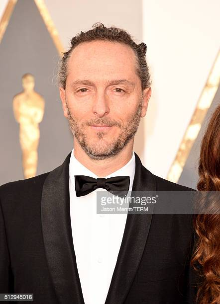 Emmanuel Lubezki attends the 88th Annual Academy Awards at Hollywood & Highland Center on February 28, 2016 in Hollywood, California.
