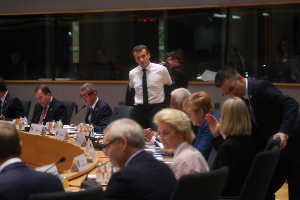 BEL: European Union Leaders Summit After U.K. Brexit Deal Agreement