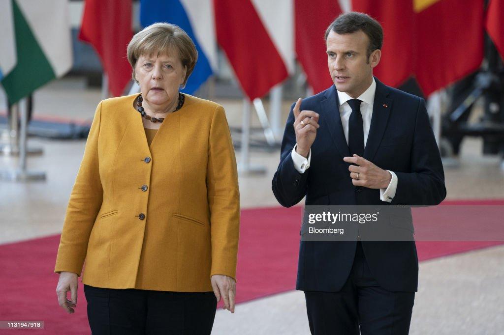 BEL: European Union Leaders Give U.K. Two Week Brexit Deal Extension
