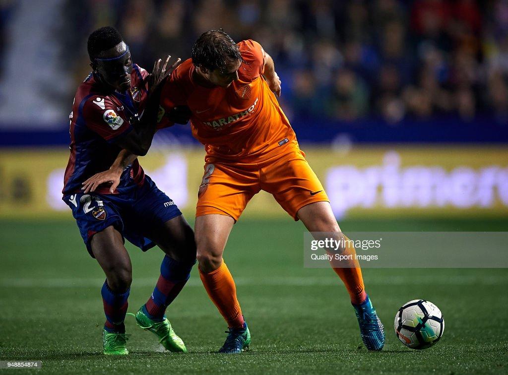 Levante v Malaga - La Liga