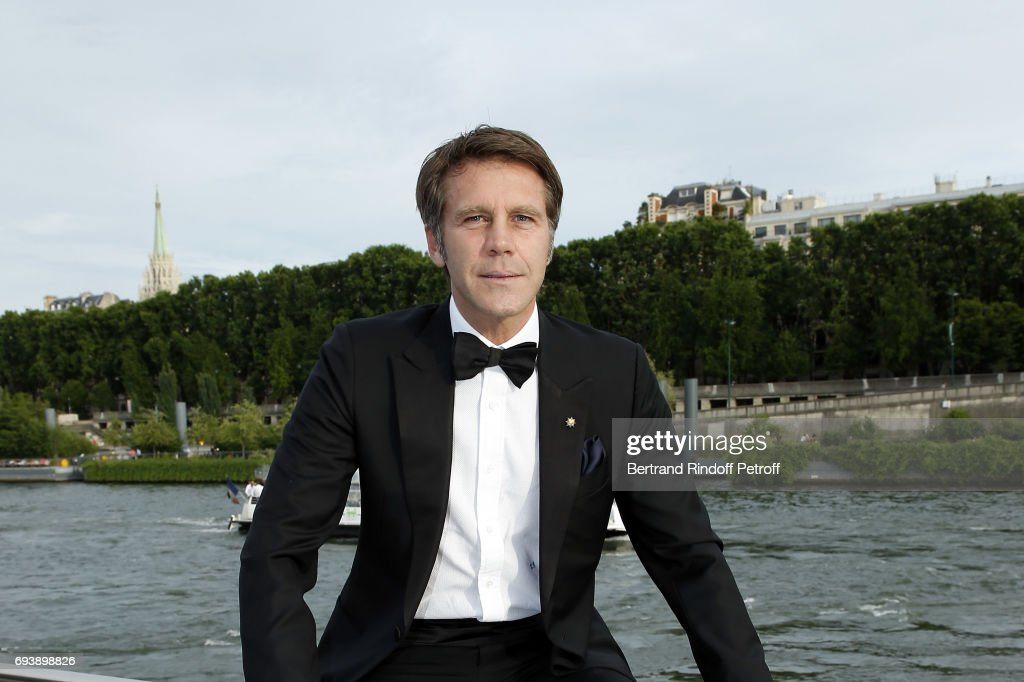 Emmanuel Philibert of Savoy, Prince of Venice attends Charity Gala to Benefit the 'Chretiens D'Orient' on June 8, 2017 in Paris, France.