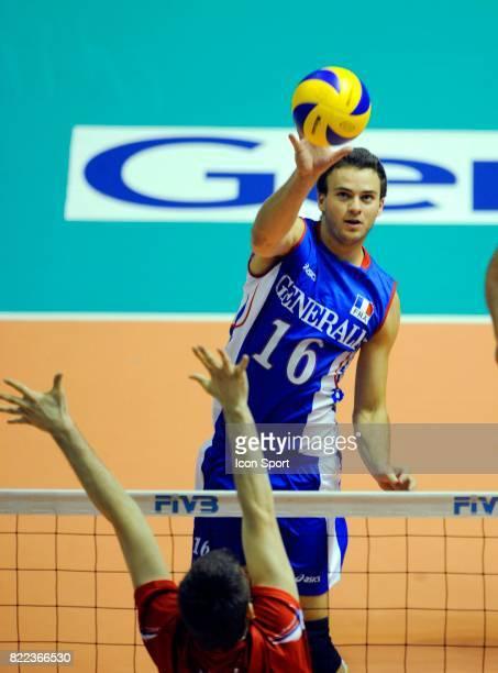 Emmanuel RAGONDET - - Serbie / France - Ligue Mondiale - Belgrade,