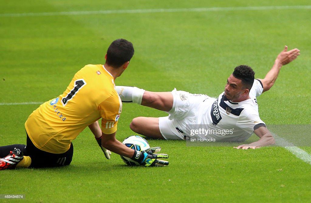 Newcastle United v Real Sociedad - Pre Season Friendly : News Photo