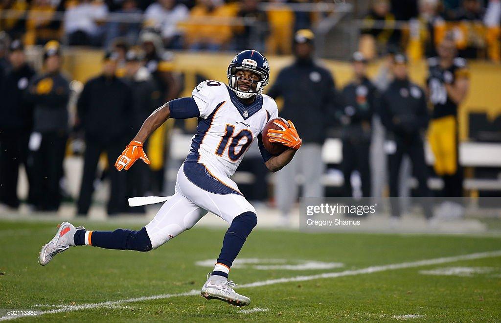 Denver Broncos v Pittsburgh Steelers : News Photo