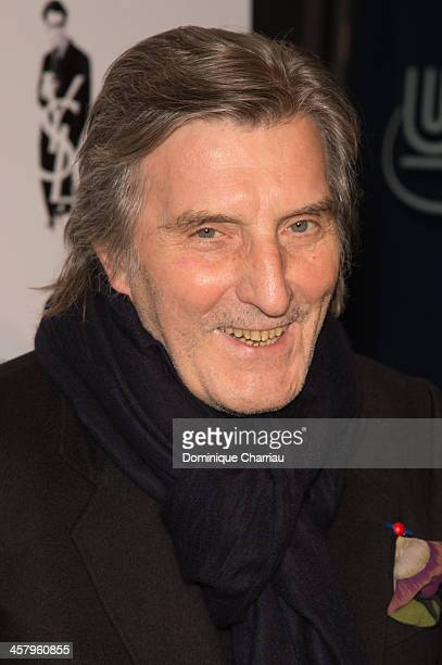 Emmanuel Ungaro attends the 'Yves Saint Laurent' Paris Premiere at Cinema UGC Normandie on December 19 2013 in Paris France