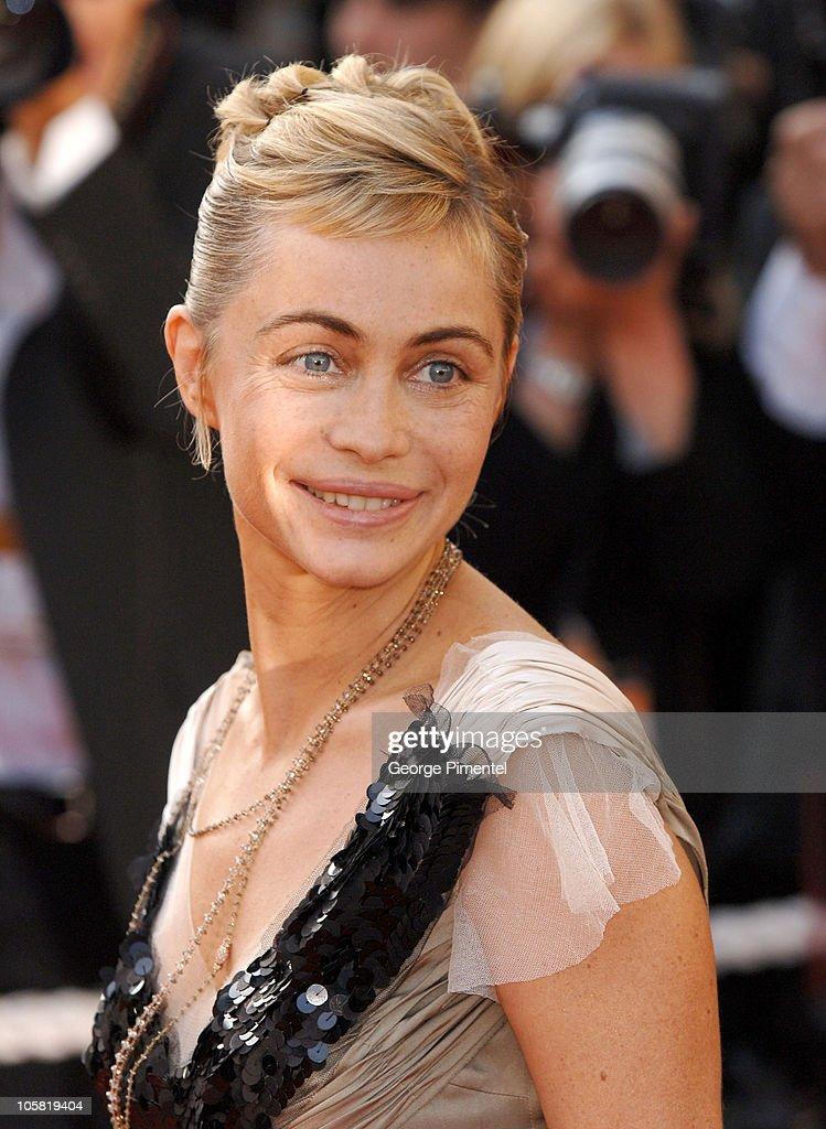 """2006 Cannes Film Festival - """"Quand J'Etais Chanteur"""" Premiere"""