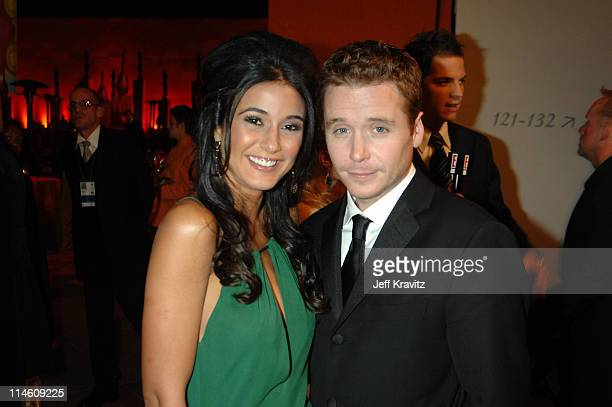 Emmanuelle Chriqui and Kevin Connolly *Exclusive Coverage*