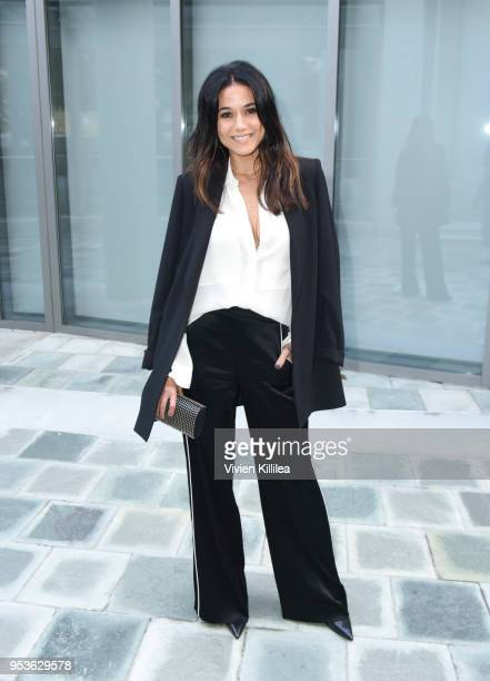 Emmanuelle Chriqui attends Communities in Schools Annual Celebration on May 1 2018 in Los Angeles California