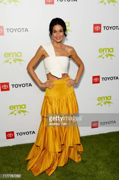 Emmanuelle Chriqui attends the Environmental Media Association 2nd Annual Honors Benefit Gala at Private Residence on September 28 2019 in Pacific...