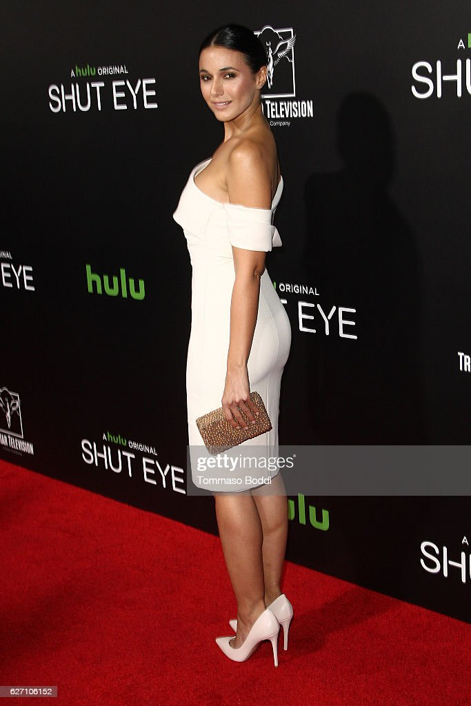 "Premiere Of Hulu's ""Shut Eye"" - Arrivals"