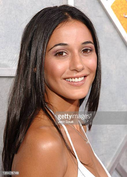 Emmanuelle Chriqui during Step Up Los Angeles Premiere Red Carpet at The Arclight in Hollywood California United States