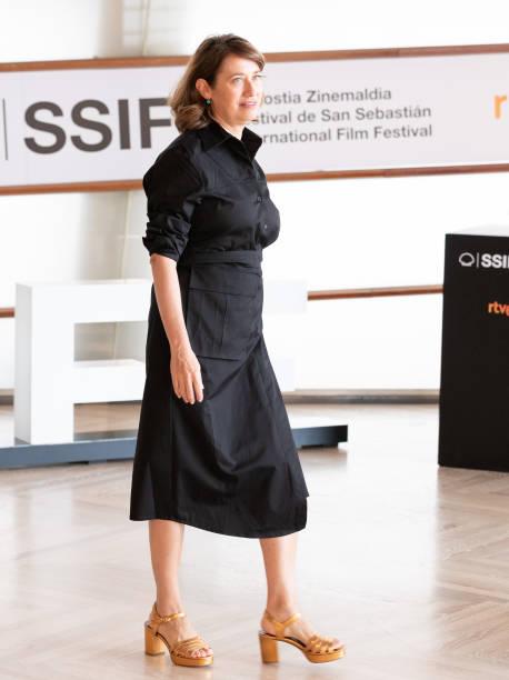 "ESP: ""Vous Ne Desirez Que Moi / I want To Talk About Duras"" Photocall - 69th San Sebastian Film Festival"