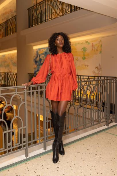 """FRA: """"Les Mains D'Hermes"""" : Launch Party -  Paris Fashion Week"""
