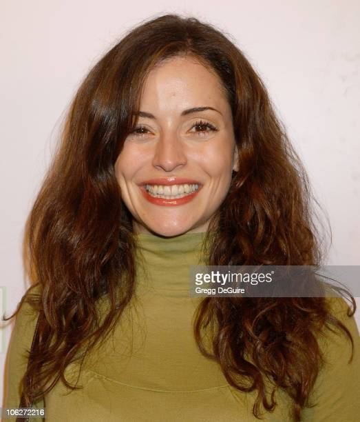 Emmanuelle Vaugier during 2005 MidAutumn Night's Dream at The Buffalo Club in Santa Monica California United States