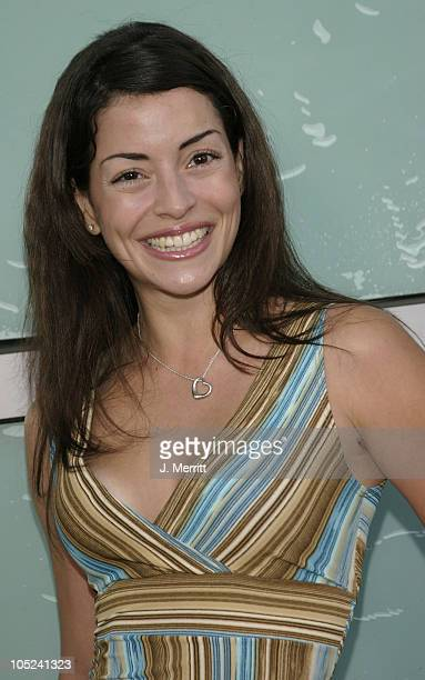 Emmanuelle Vaugier during Freddy Vs Jason Hollywood Premiere at Arclight Cinemas in Hollywood California United States