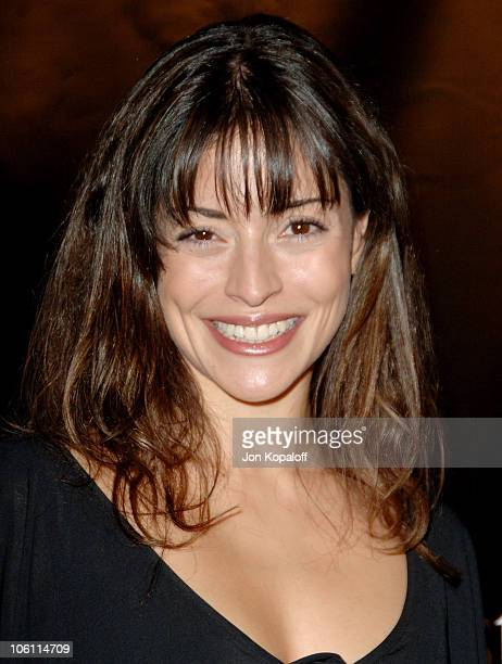"""Emmanuelle Vaugier during William Rast Presents """"Street Sexy"""" Spring Summer 07 - Arrivals at Social Hollywood in Los Angeles, California, United..."""