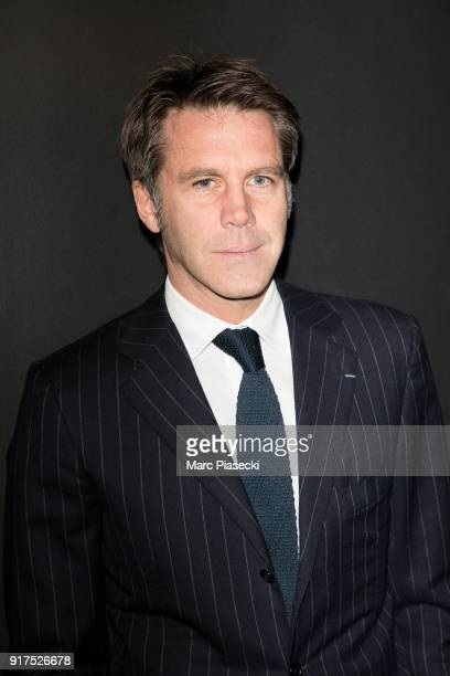 EmmanuelPhilibert of Savoy attends the 'Heroes for Imagine' host by Kamel Mennour benefit auction at L'Institut Imagine on February 12 2018 in Paris...