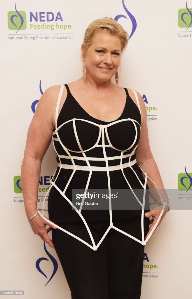 Emme Aronson attends the National Eating Disorders Association Annual Gala 2018 at The Pierre Hotel on May 16, 2018 in New York City.