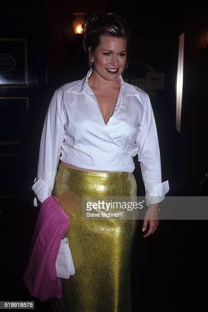 Emme at premiere of 'Notting Hill' New York May 13 1999