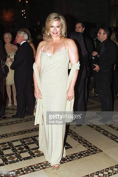 Emme at the Fashion Group International night of stars 2000 A salute to icons of design held in New York City on 10/24/00