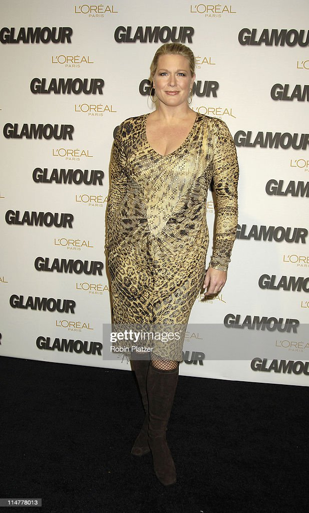 Glamour Magazine Salutes The 2005 Women of the Year - Inside Arrivals : News Photo
