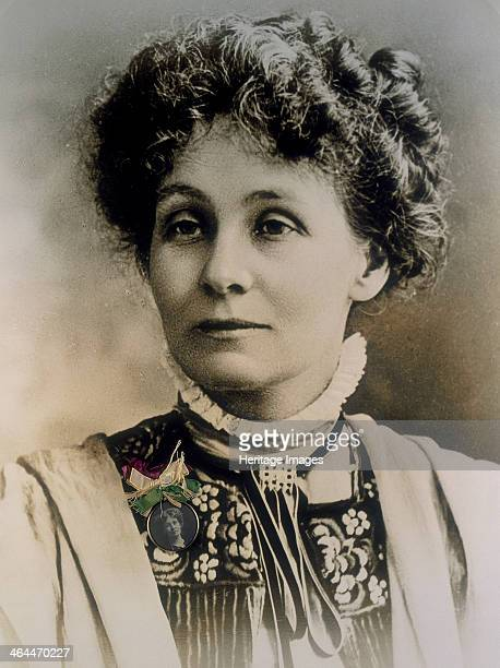Emmeline Pankhurst Honorary Secretary and later Honorary Treasurer of the WSPU c1909 Born in Manchester from a Radical political background Emmeline...