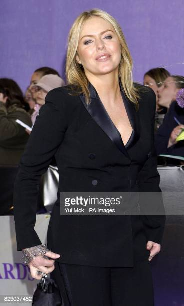 Emmerdale actress Patsy Kensit arrives for the Britsh Soap Awards at BBC TV Centre in west London 12/10/04 Patsy Kensit who has been nominated for...