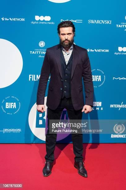 Emmett J Scanlan attends the 21st British Independent Film Awards at Old Billingsgate in the City of London December 02 2018 in London United Kingdom