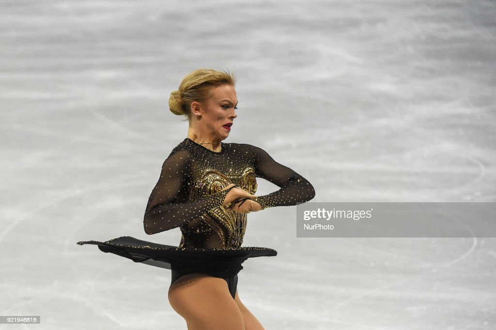 Figure Skating - Winter Olympics Day 12 : News Photo